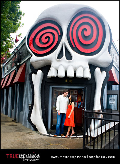 the vortex in little five points