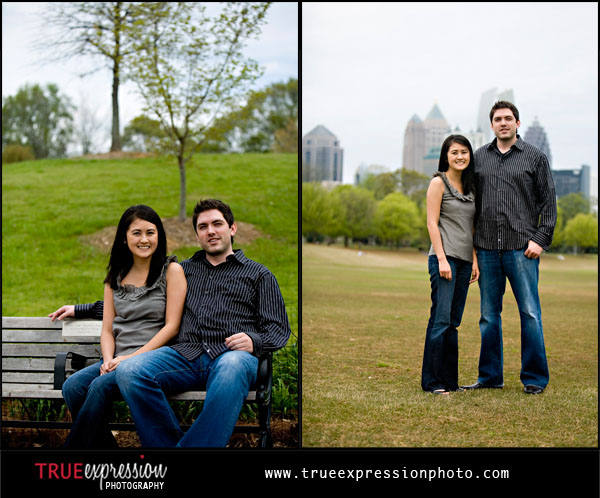 darlene and jon's engagement photos