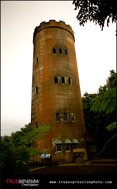 Yokahu Tower at El Yunque